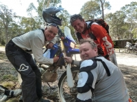 Meet in the middle adventure ride (Sydney and Canberra to Oberon)