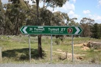 Canberra to Tumut Adventure Ride